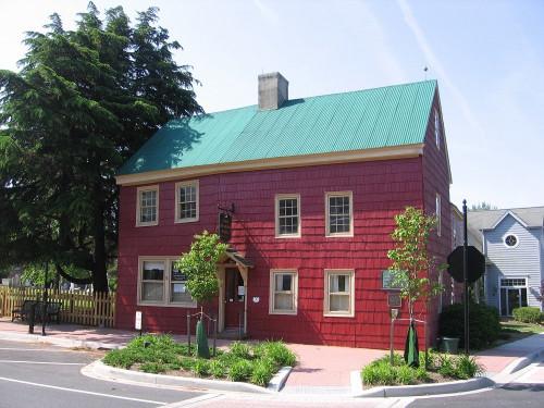 Ryves Holt House