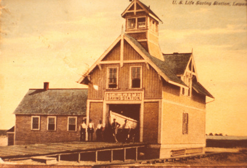 Lewes Historical Society Walking Tour- Historic Architecture: A View into the Past
