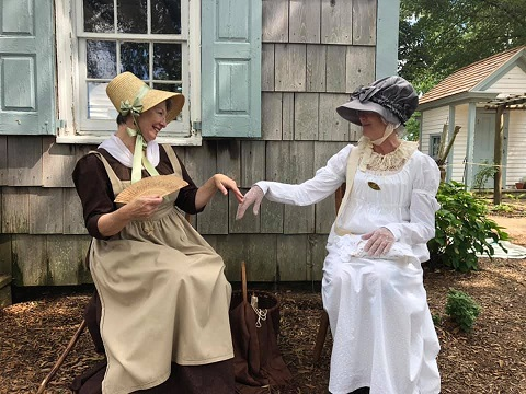 Living History in Residence Photo