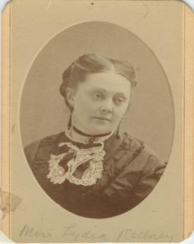 Lydia Rodney