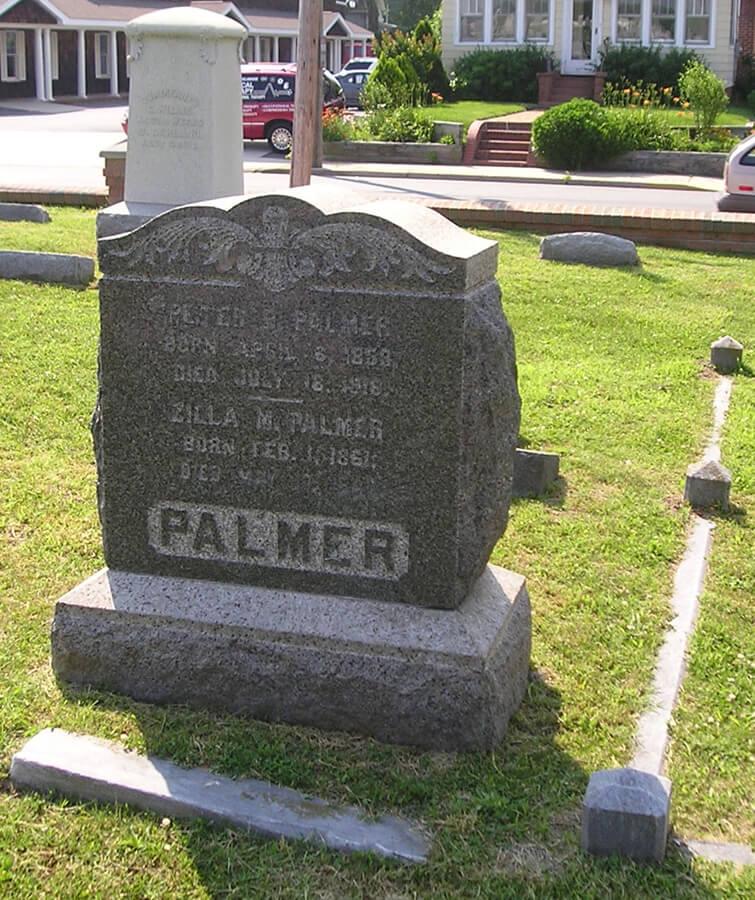 Zilla M. Palmer