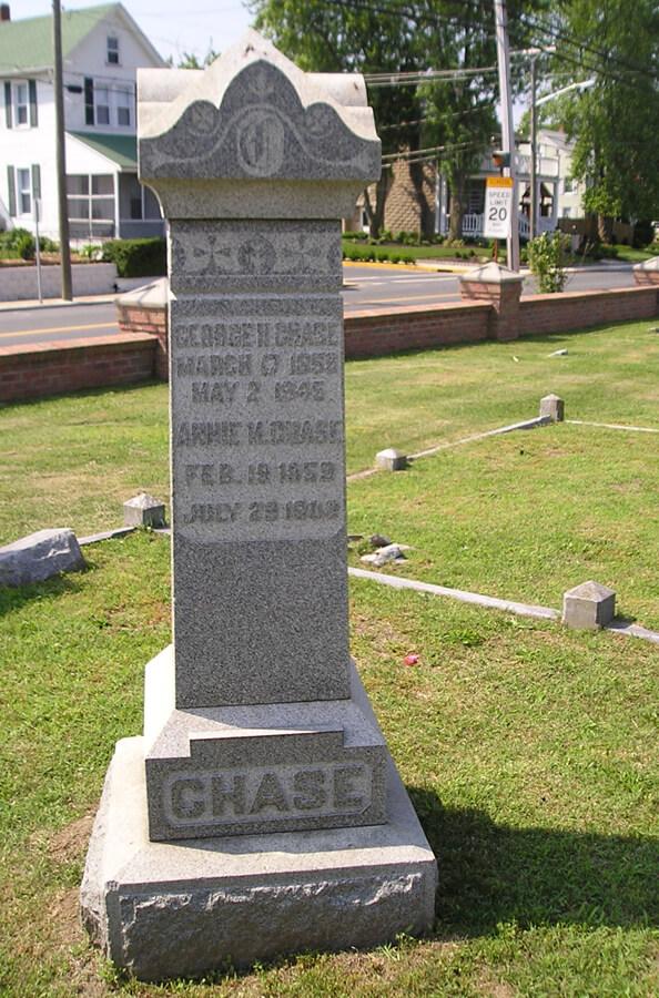 Annie M. Chase