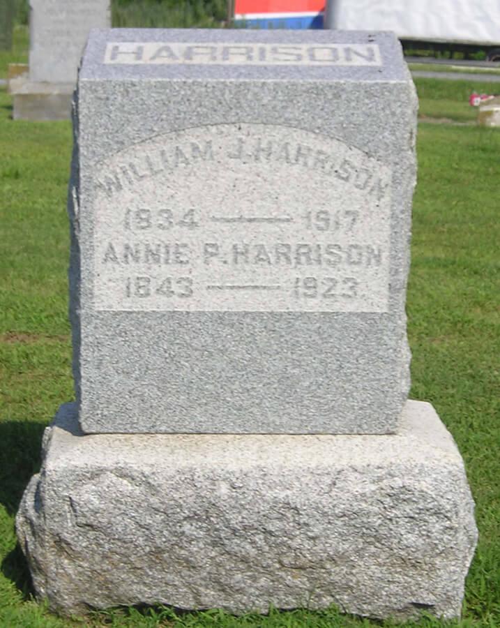 Annie P. Harrison