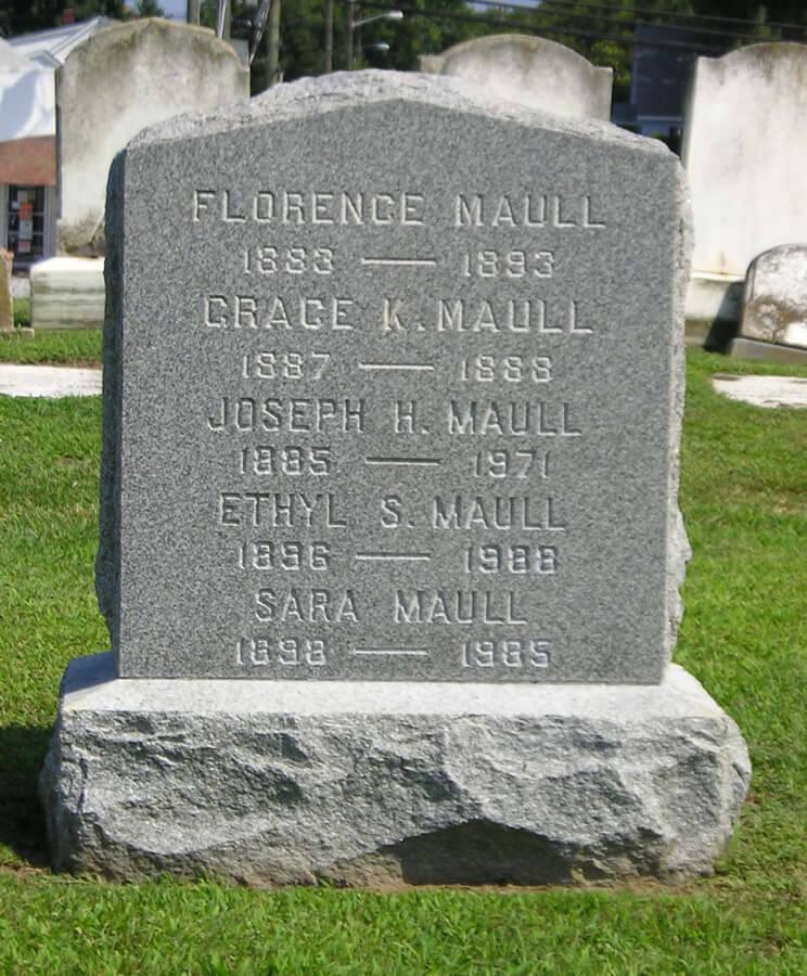 Ada E. Maull
