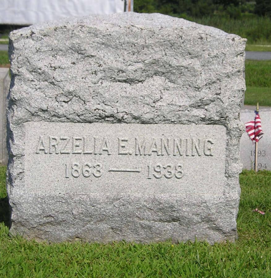 Arzelia E. Manning