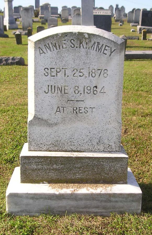 Annie S. Kimmey