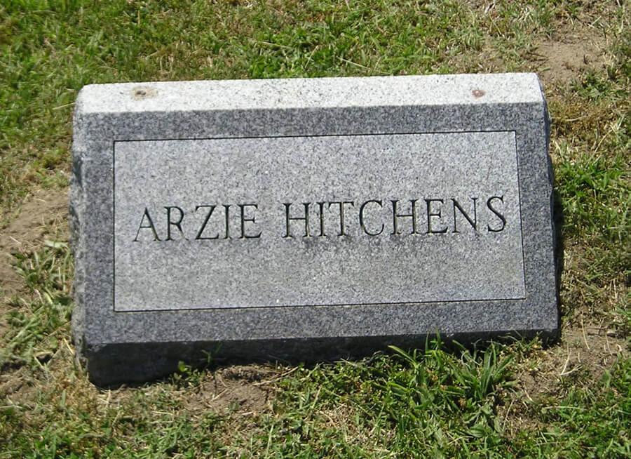 Arzie Hitchens