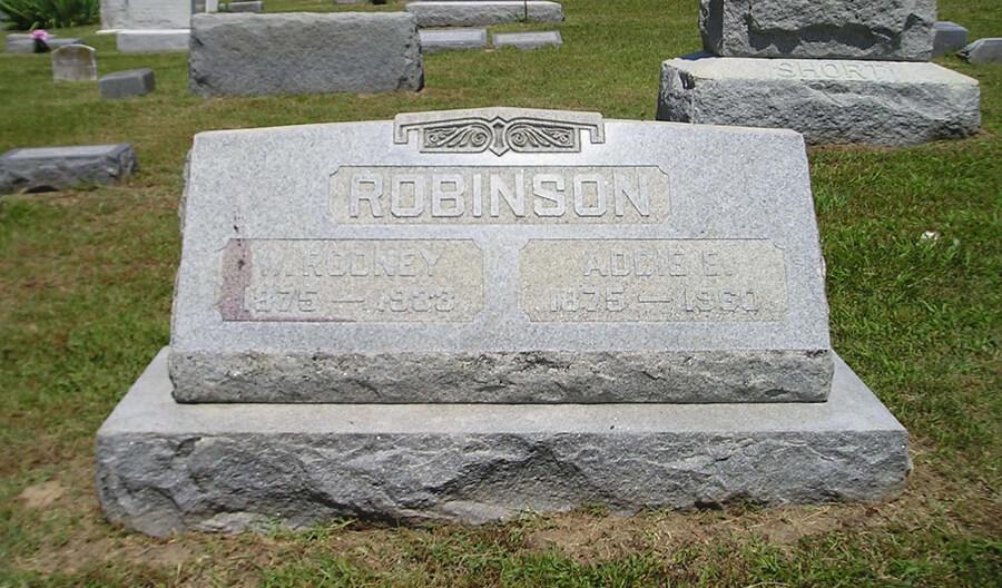 Addie E. Robinson