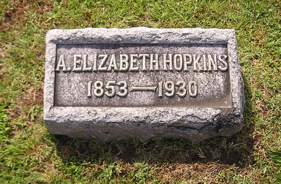 A. Elizabeth Hopkins