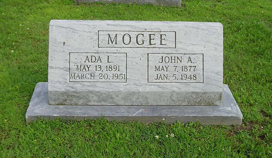 Ada L. Mogee