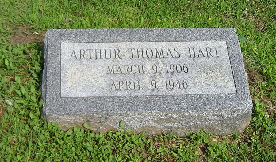 Arthur Thomas Hart