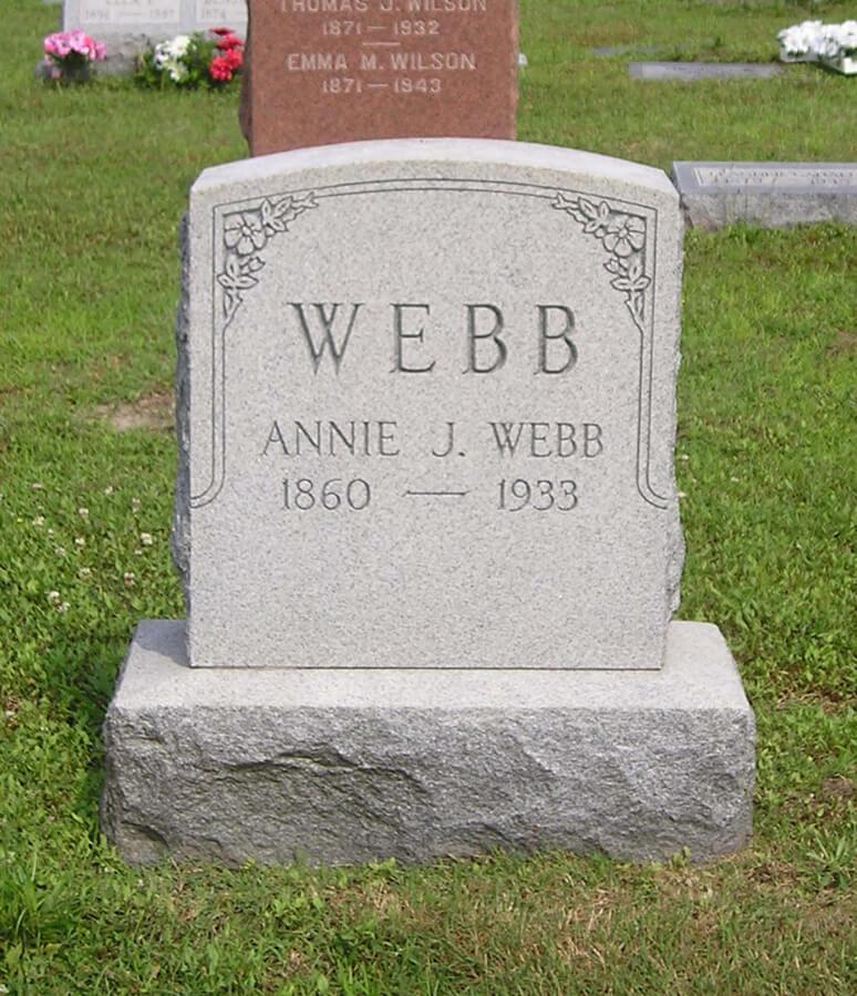 Annie J. Webb