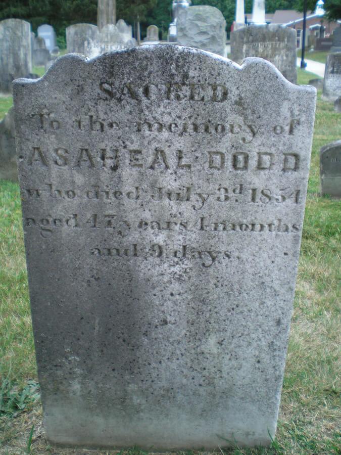 Asaheal Dodd