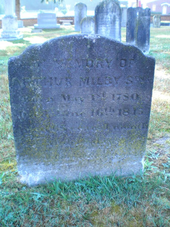 Arthur Milby
