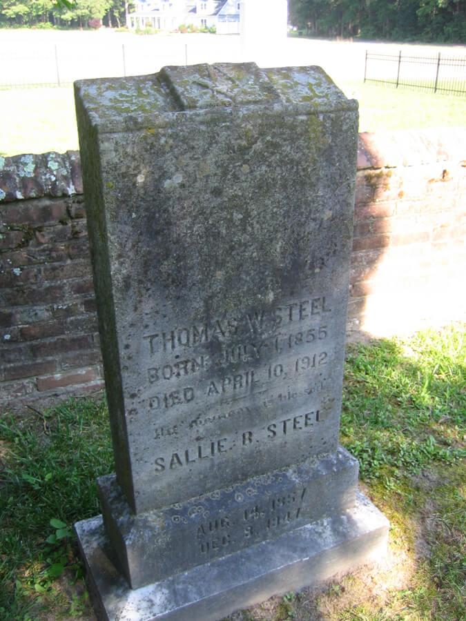 Steel, Sallie B.