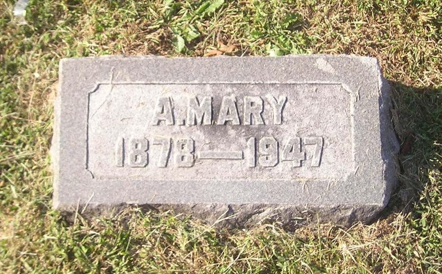 A. Mary Goslee