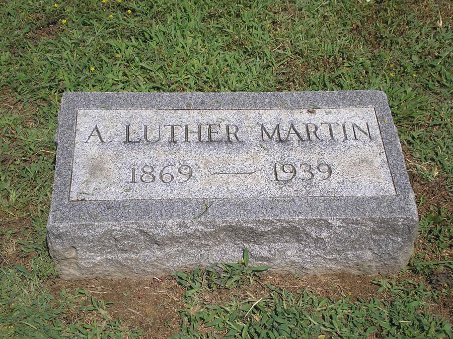 A. Luther Martin