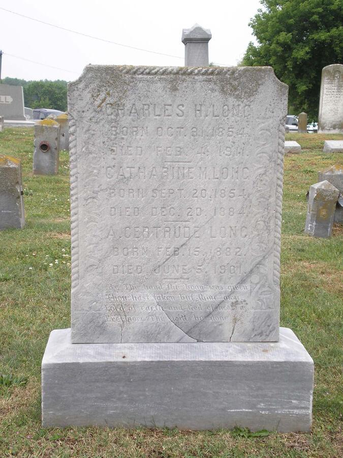 A. Gertrude Long