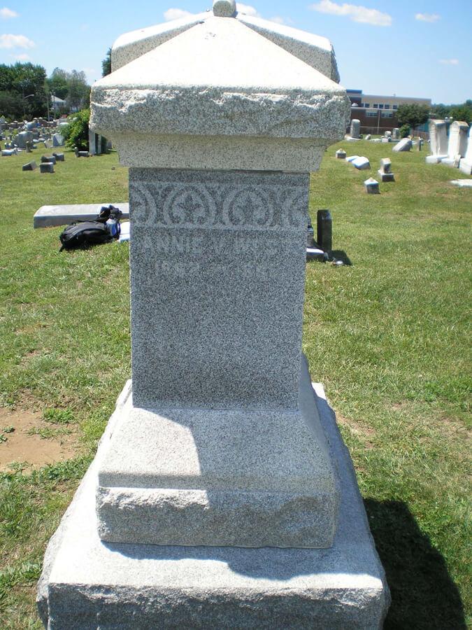 Annie V. West