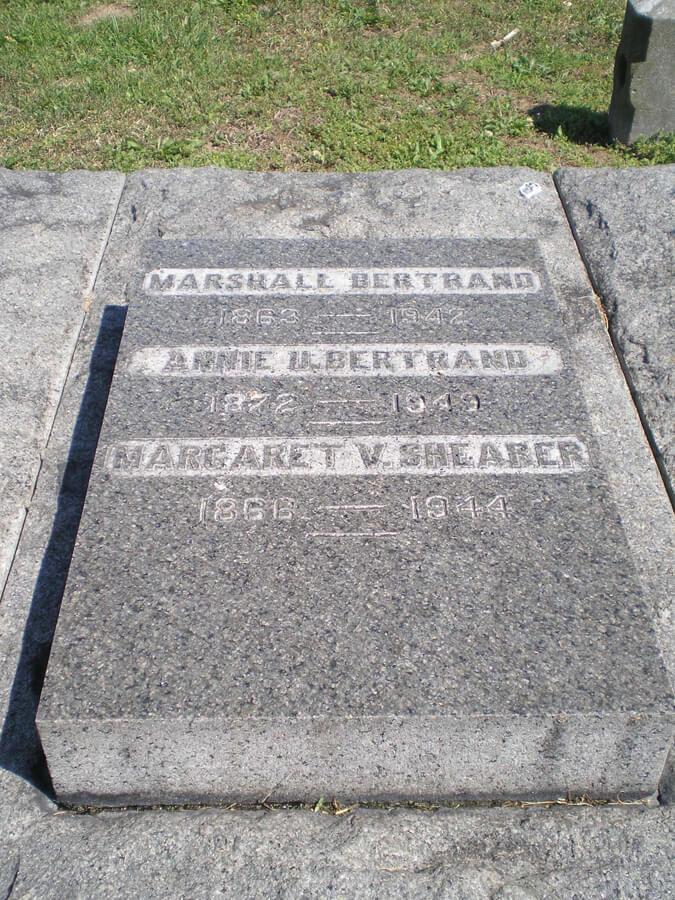 Annie U. Bertrand