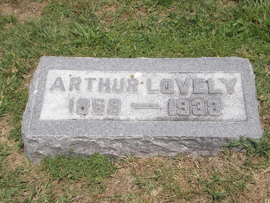 Arthur Lovely