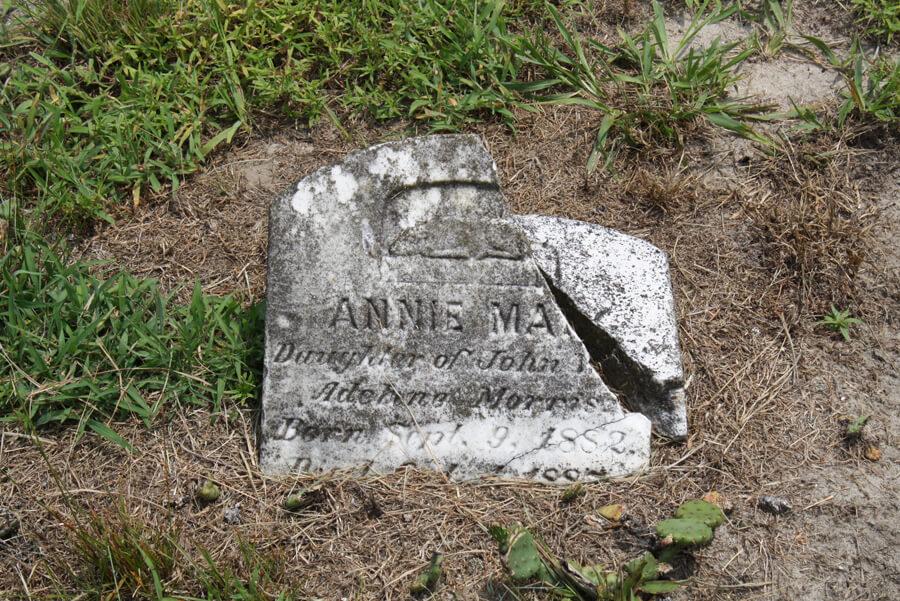 Annie M. Morris