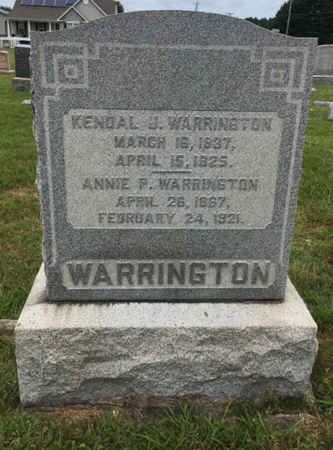Annie P. Warrington