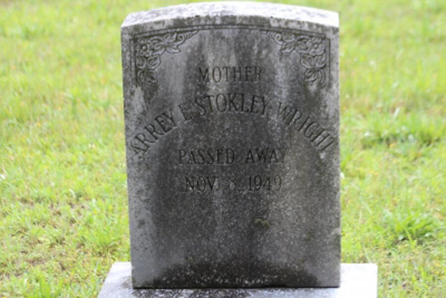 Arrey E. Stokley Wright