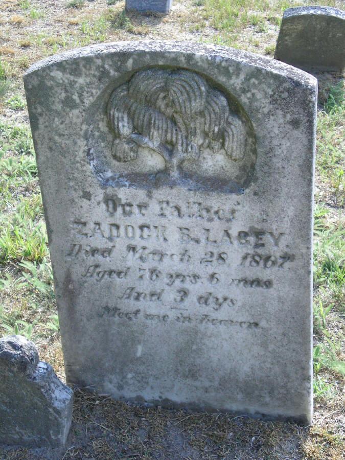 Zadock B. Lacey