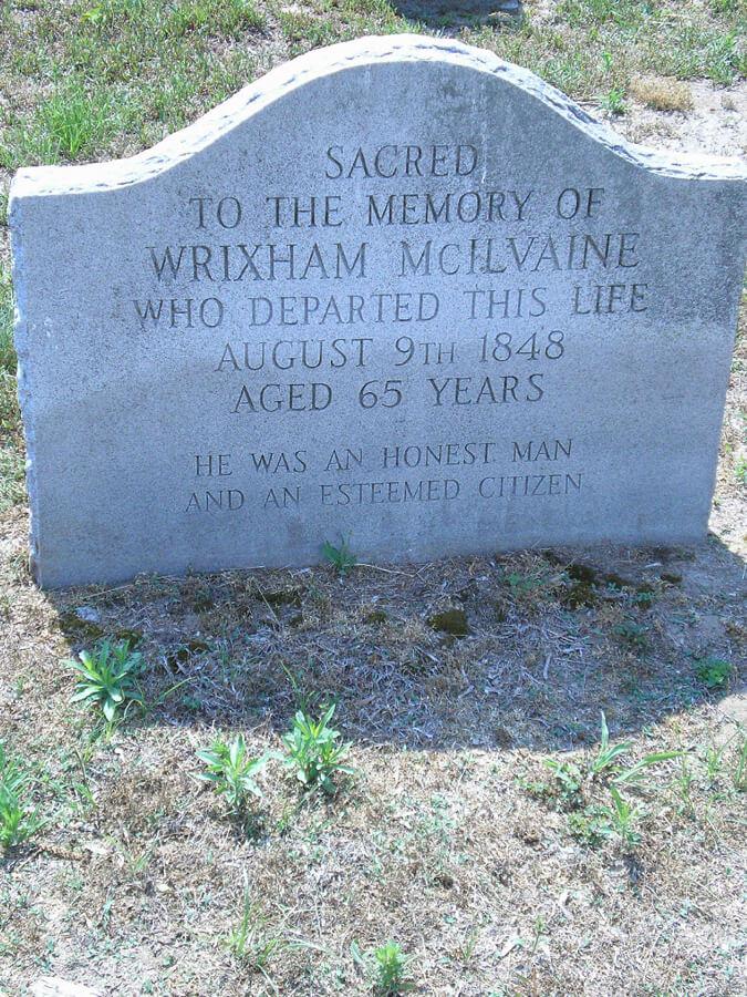 Wrixham McIlvaine