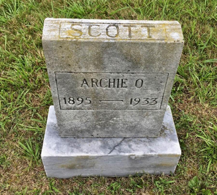 Archie O. Scott
