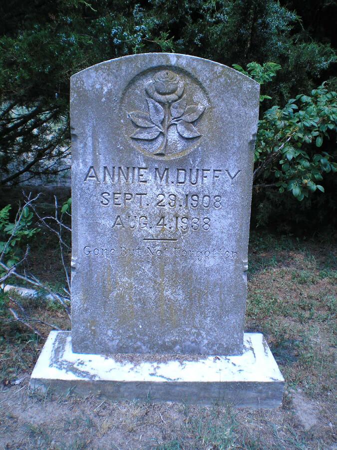 Annie M. Duffy