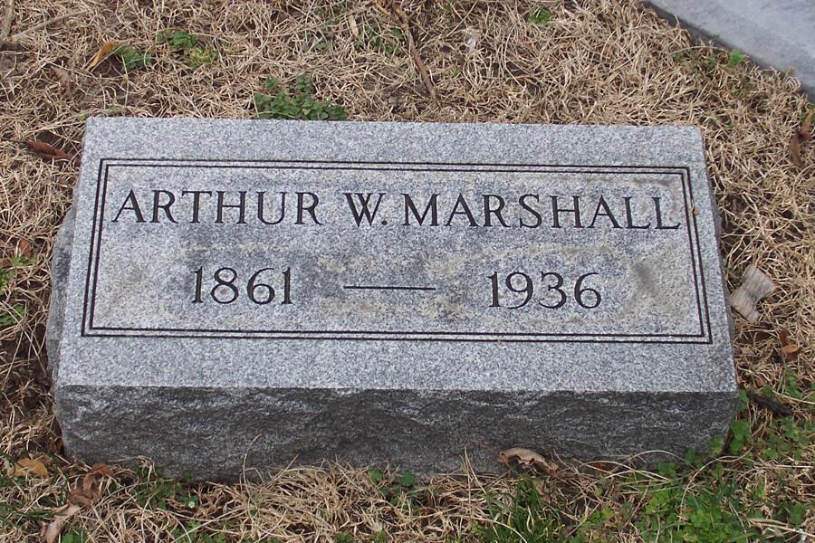 Arthur W. Marshall