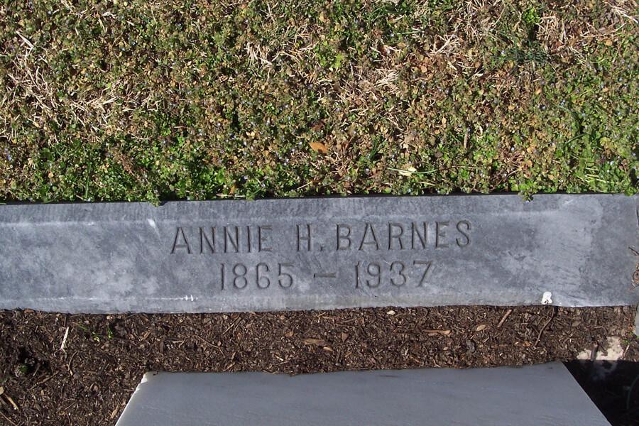 Arthur M. Barnes