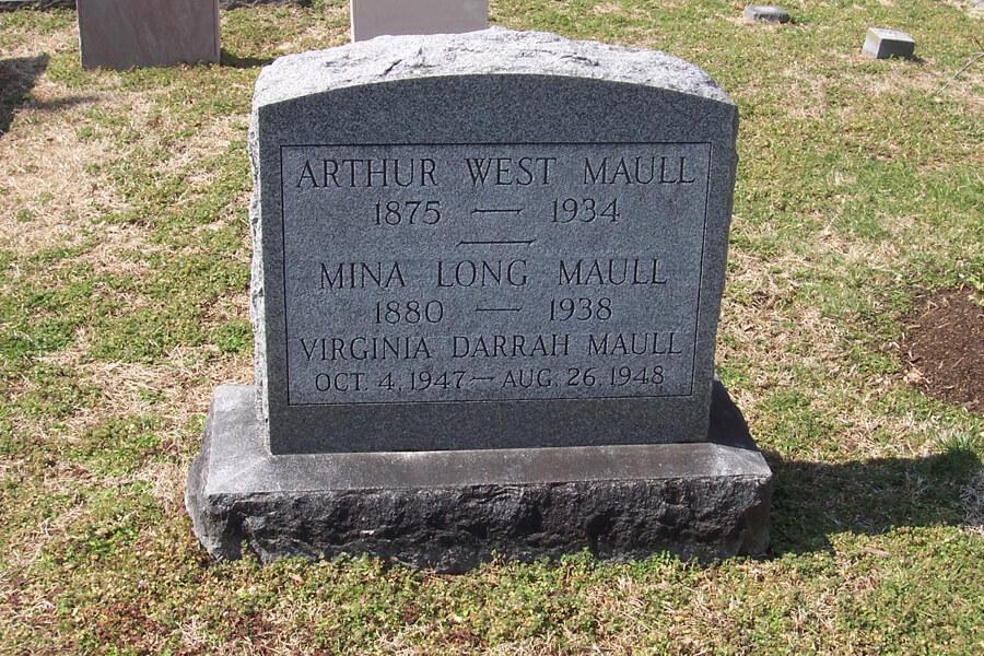 Arthur West Maull