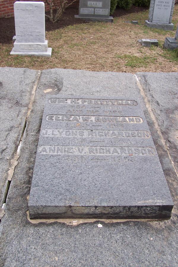 Annie V. Richardson