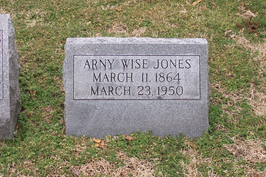Arny Wise Jones