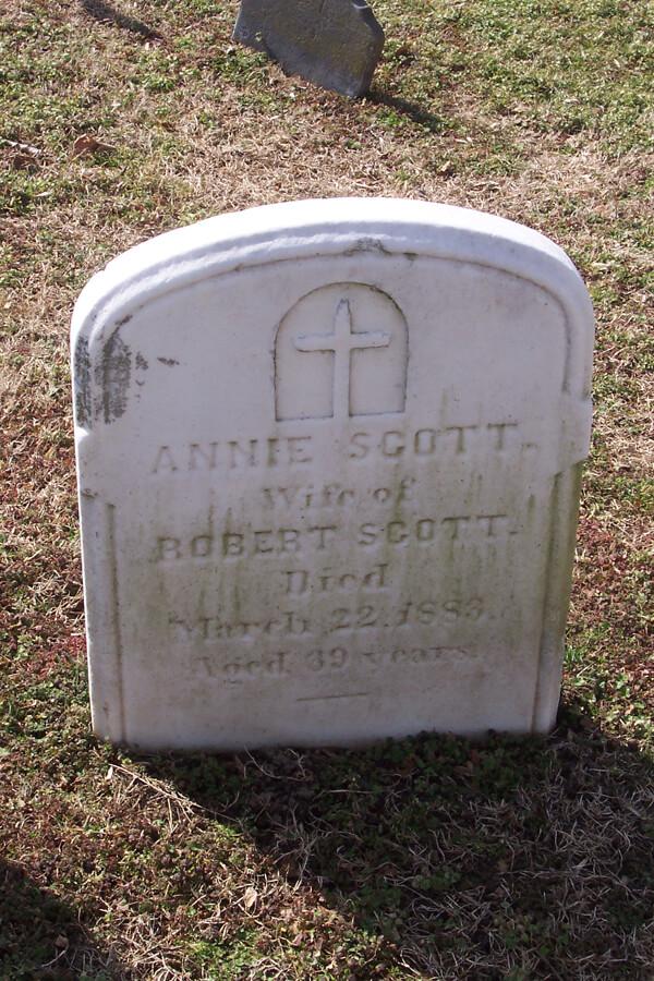 Annie Scott
