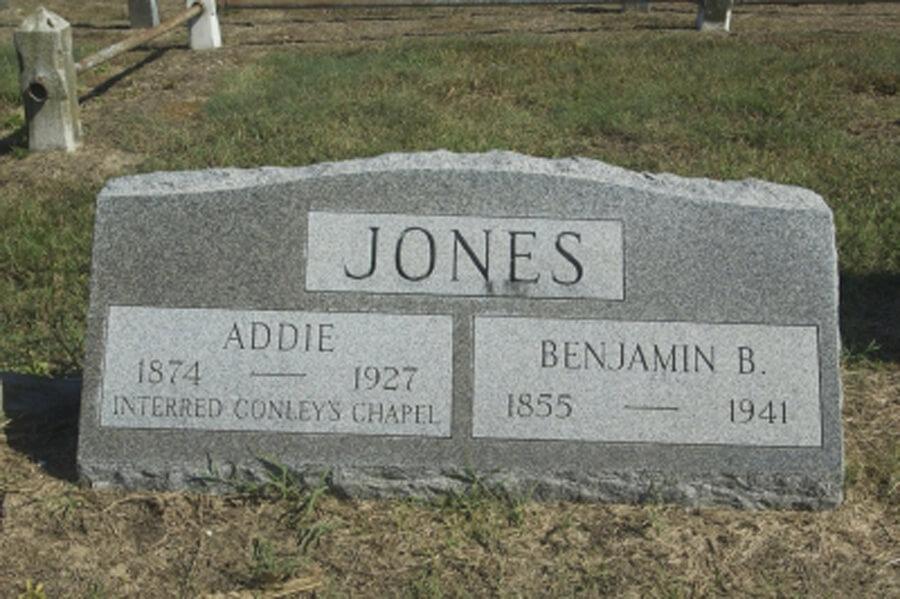 Addie Jones