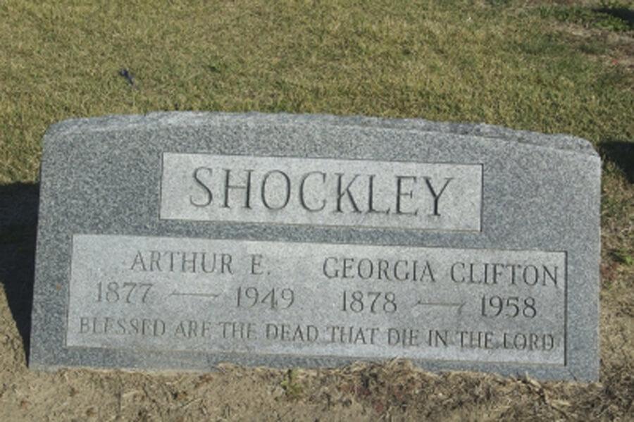 Arthur E. Shockley