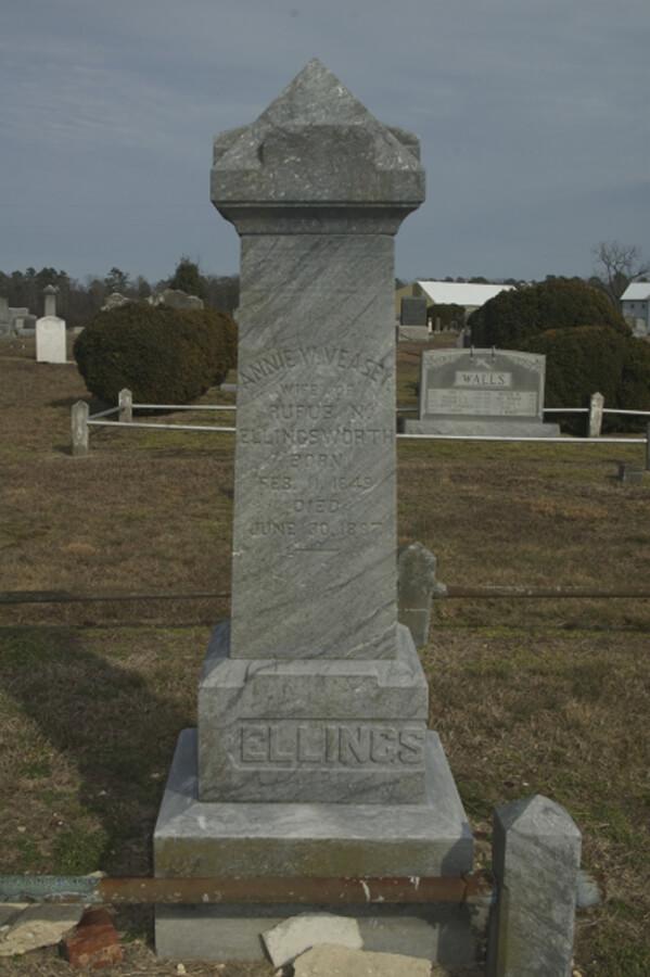 Annie W.  Ellingsworth