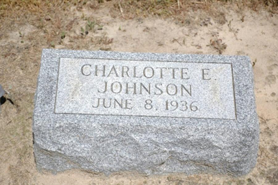 Charlotte E. Johnson