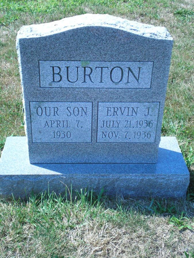 [Baby Boy] Burton