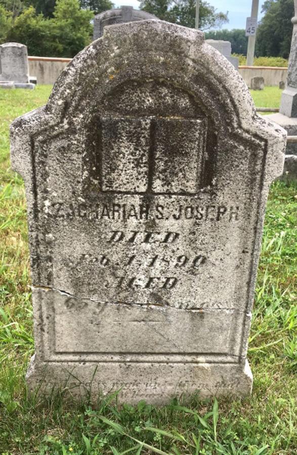 Zachariash S. Joseph