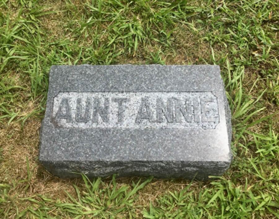 Annie P. Walls