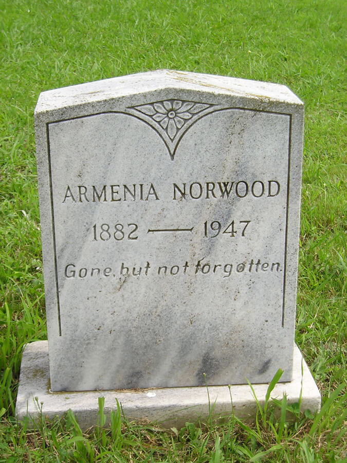 Armenia Norwood