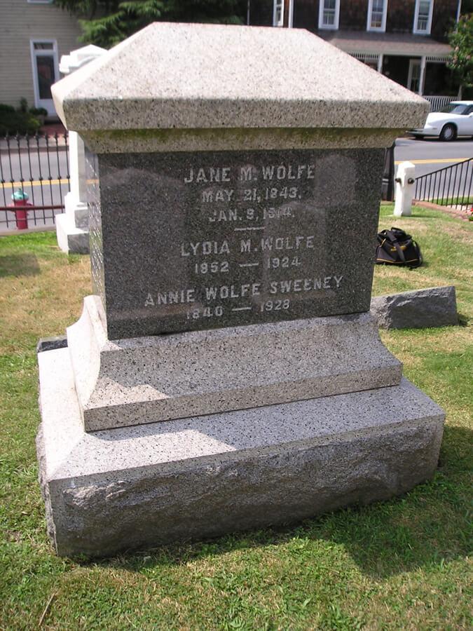 Annie Wolfe Sweeney
