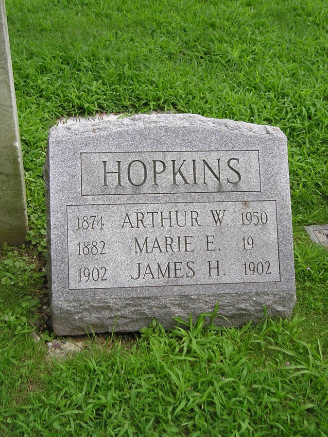 Arthur W. Hopkins