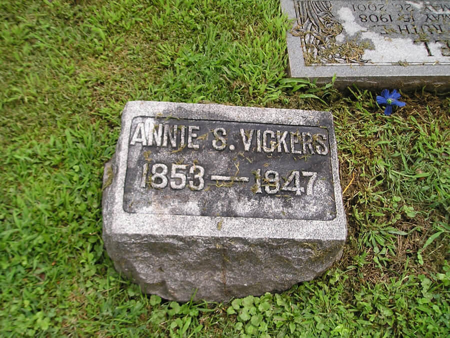 Annie S. Vickers