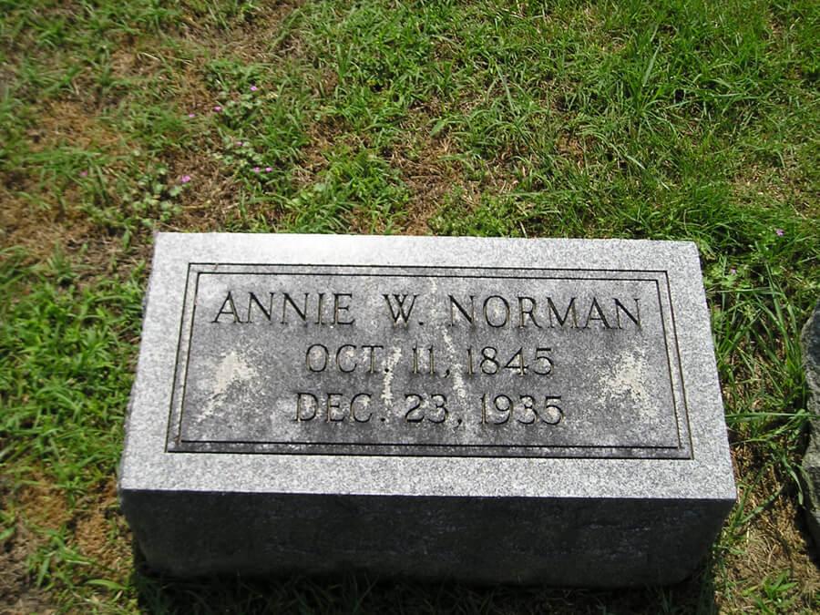 Annie W. Norman